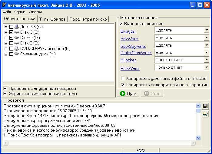 Anvir Task Manager 5.51 Portable Rus - очень полезная программка!